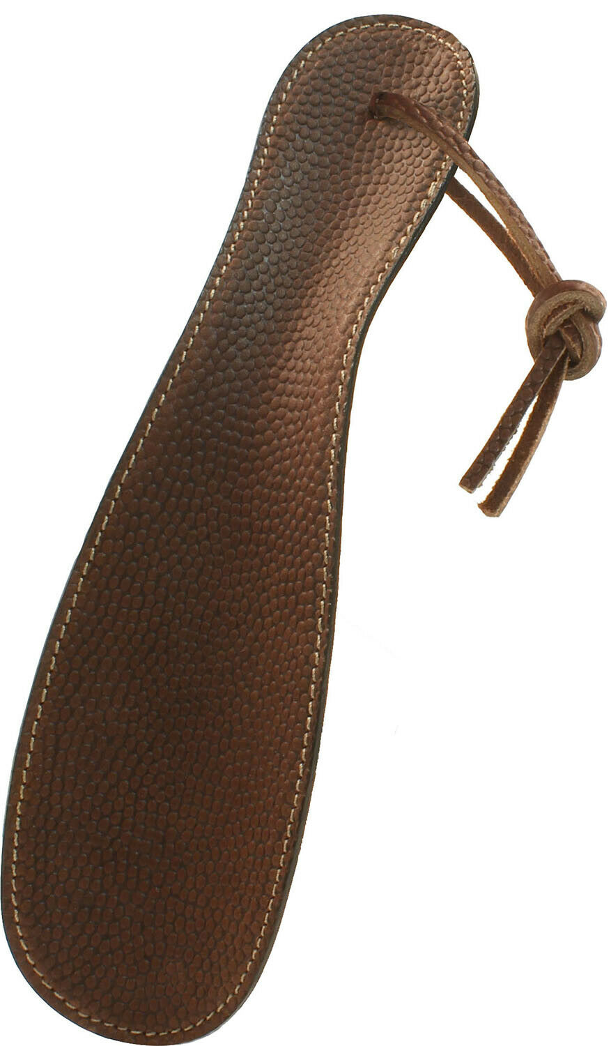 7.5 Inch Genuine Football Leather Shoehorn - 100% Made in th