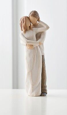 Willow Tree Together Resin Figurine Keepsake Ornament Couple Parents Gift Box