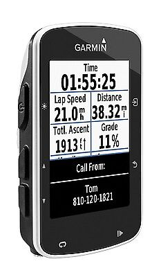 Garmin Edge 520 Cycling Gps Computer With Bluetooth Compatible W Android Iphone