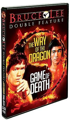 The Way of the Dragon / Game of Death NEW! DVD, Bruce Lee , Martial Arts, Movies