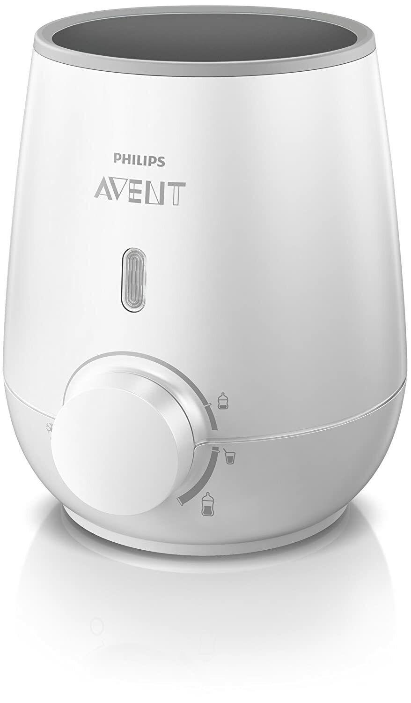 Philips AVENT Fast Bottle Warmer - SCF35500 Gently Heats Bot