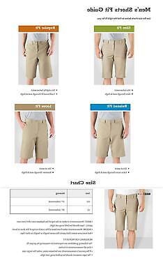 Dickies Men's 13 Inch Loose Fit Multi-Pocket Work Short, Dar