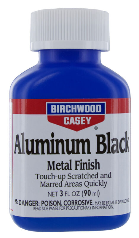 Aluminum Black Metal Touch-Up, 3 oz.