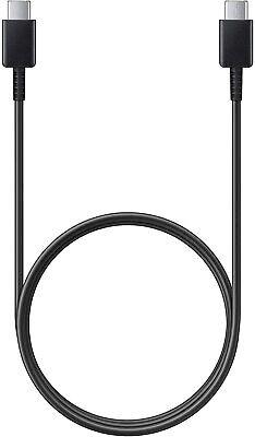 Cable Samsung Original EP-DA705BBE USB-C a USB-C para Note 8, 9, 10...
