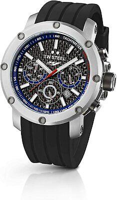 NEW TW Steel Yamaha Factory Men's Chronograph Racing Watch TW924