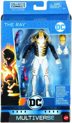 Brand+New+Boxed%2FSealed%3A+Mattel+DC+Comics+Multiverse+6%22+Action+Figure+-+The+Ray