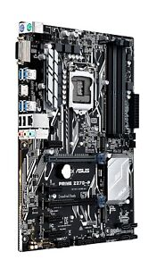 ASUS Prime Z270-P Motherboard (couple bent pins)