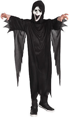 Howling Harry Geist Zombie Horror Kinder Karneval Halloween Kostüm 116-152
