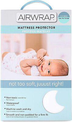 Airwrap Sicherer Atmung Zone Gitterbett Matratze Schutz AWPMCB3517