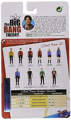 The Big Bang Theory Star Trek Raj 3 3/4-Inch