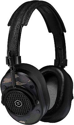 Master and Dynamic MH40 Foldable Over-Ear Headphone iOS - Camo/Black