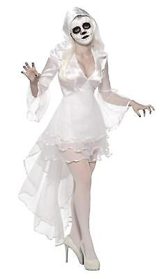 Banshee Mythical Creature Spirit Death Fancy Dress Up Halloween Adult - Banshee Costumes