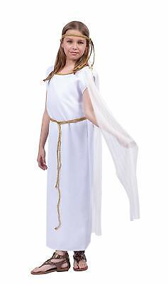 Girl Greek Costume (ATHENA CHILD GREEK VENUS GODDESS ROMAN GIRL KIDS TOGA COSTUME)