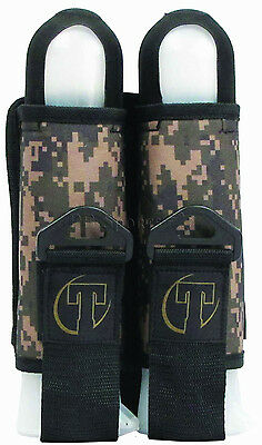 Tippmann Sport Series 2 Pod Harness with adjustable belt Camo Paintball Pack