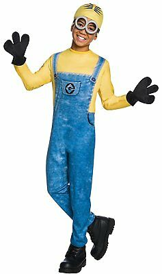 Rubies Despicable Me Dave Minion Child Costume Small - Dave Minion Costume
