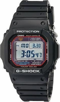 Casio GWM-5610-1 G-Shock Tough Solar Black Resin Band Men's Watch