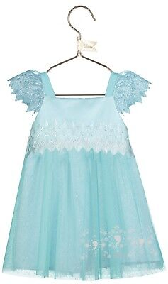 Girls Baby Luxury Disney Boutique Lace Elsa Frozen - Frozen Baby Kostüme