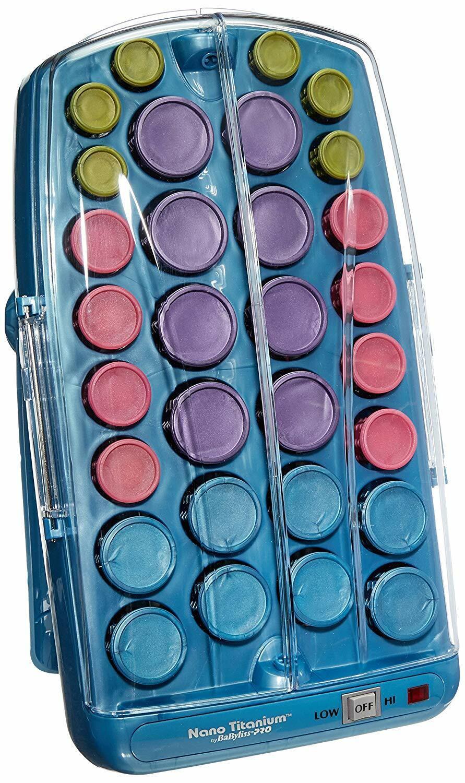 BaBylissPRO Nano Titanium Professional Ionic 30-Roller Hairs