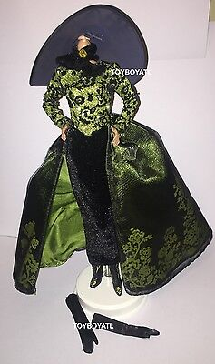 Disney Store Cinderella Live Action Movie Lady Tremaine Outfit Doll Dress NEW