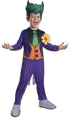 DC Comics The Joker Boys Child Costume Medium 8-10](Joker Costume For Boys)