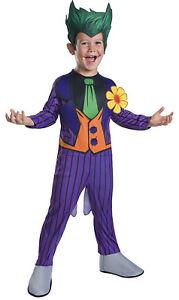 DC Comics The Joker Boys Child Costume Medium 8-10