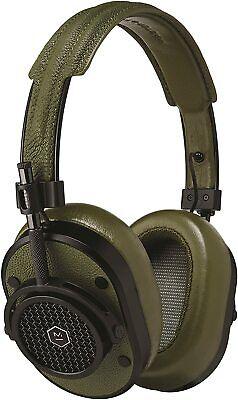 Master & Dynamic Signature MH40 Foldable Over-Ear Headphone - Olive/Black