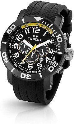 NEW TW Steel Grandeur Diver Men's Chronograph Watch - TW74