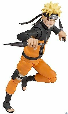 S H Figuarts Uzumaki Naruto Shippuden Sage Sennin Mode Action Figure IN STOCK