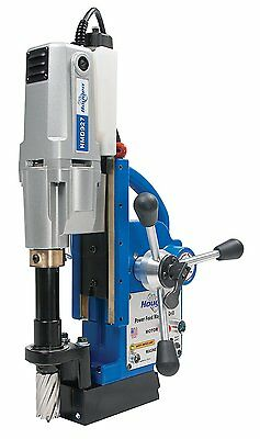 Hougen Hmd927 Automatic Magnetic Drill - 2 Speedcoolant - Power Feed - 115v