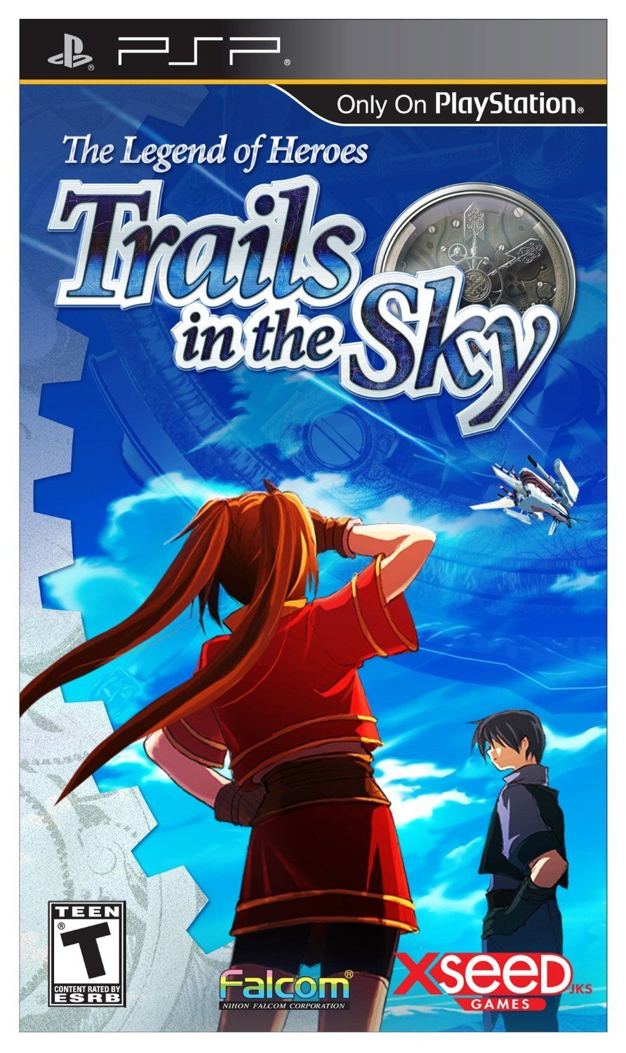 XSEED The Legend Of Heroes: Trails In The Sky [sony Plays...