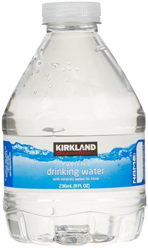 Kirkland Signature Premium Drinking Water - 8 oz - 70 ct