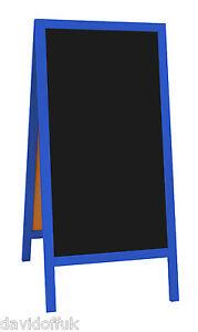 Tableau noir en bois d 39 affichage menu restaurant bordure for Tableau noir restaurant
