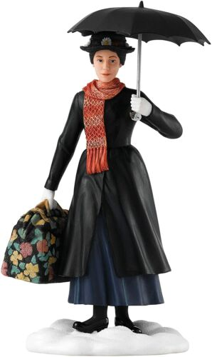 Enesco Mary Poppins Practically Perfect Mary Poppins Figurine 22.5cm A27976