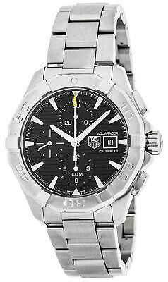 Tag Heuer Aquaracer Calibre 16 Chronograph Auto 43mm Watch Men's CAY2110.BA0927