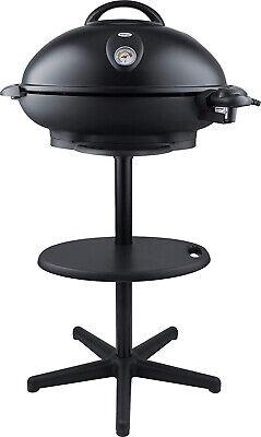 Steba VG 350 BIG Barbecue Säulengrill Kugelgrill XXL Grillplatte 55 x 41 cm