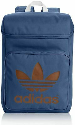 Adidas Originals Classic Trefoil Backpack Rucksack Bag - M30496 - Blue