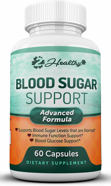 Suplemento Para Nivel Saludable De Glucosa - Nivel De Azúcar En La Sangre