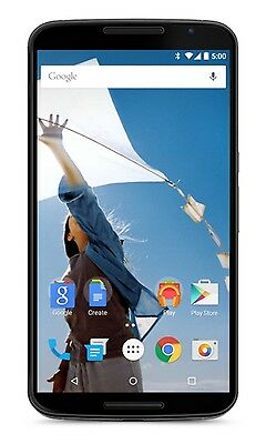 Google Nexus 6 XT1103vMotorola  - 32GB - Midnight Blue (Unlocked) Smartphone