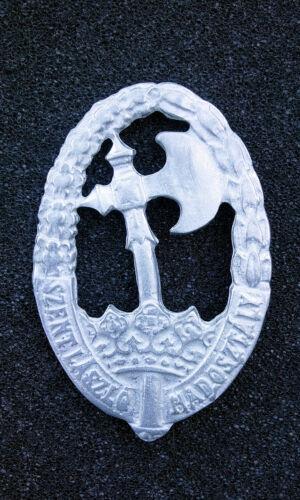 WW2 Hungarian Horthy era Badge of the Saint László Division