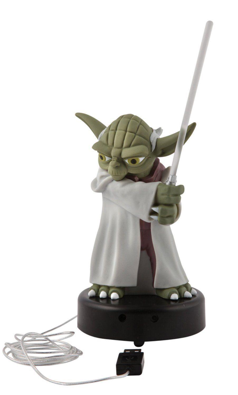 Official Star Wars Yoda USB Desk Protector