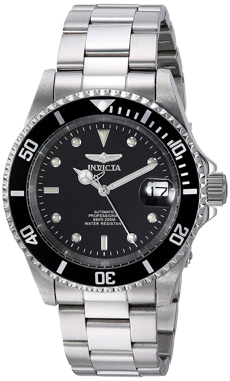 Invicta Men's 8926OB Pro Diver Edelstahl Herrenarmbanduhr Automatik NEU + OVP