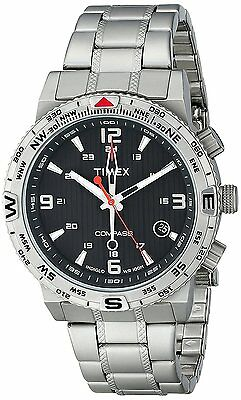 Timex Intelligent Stainless steel Mens Watch T2P289