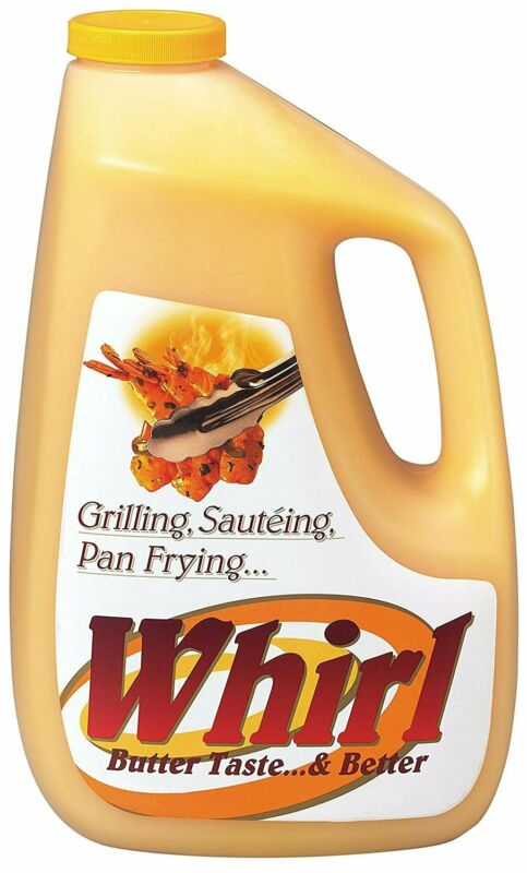 Whirl Butter Flavored Vegetable Oil, 1 Gallon