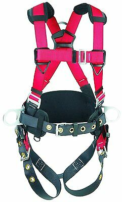 Protecta Full Body Pro Construction Harness Back And Side D-rings