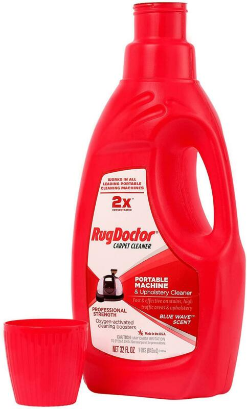 Rug Doctor 041207 Upholstery Cleaning Solution Portable Mach