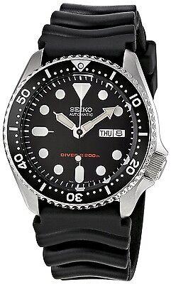NEW Seiko Diver's Men's Automatic Watch - SKX007K