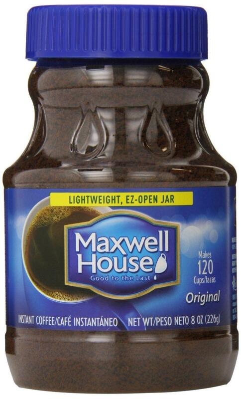 Maxwell House Instant Coffee Ebay