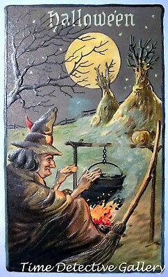Vintage Halloween Graphic Print #41 - Available in 4 - Vintage Halloween Graphics
