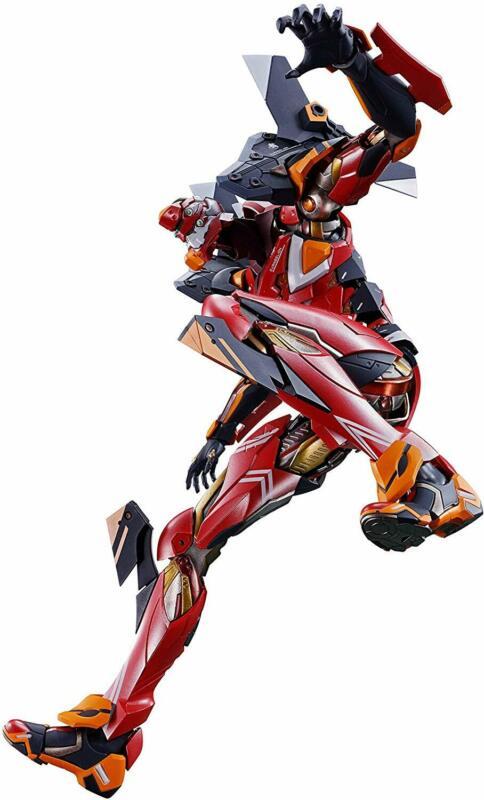 *NEW* Neon Genesis Evangelion: EVA-02 Production Model Metal Build Action Figure