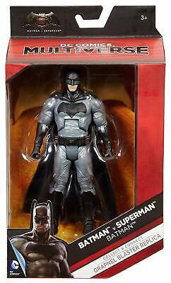 Batman vs. Superman Dawn of Justice Multiverse Action Figure Ben Affleck Mattel